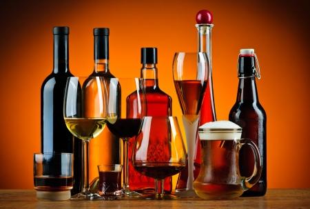 שיכר, יין, ברנדי ותזקיק - שלא נתבלבל