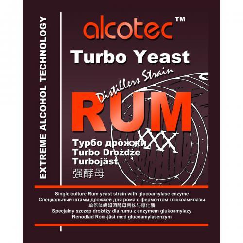 שמרי רום - Rum Yeast