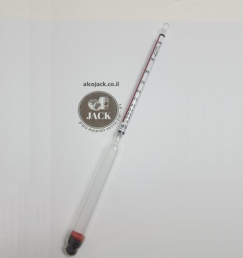 אלכוהולמטר (מד אלכוהול) - Alcoholmeter