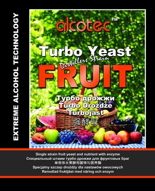 שמרי טורבו פירות - Fruit Turbo Yeast