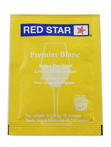שמרי שמפניה - Premier Blanc Yeast