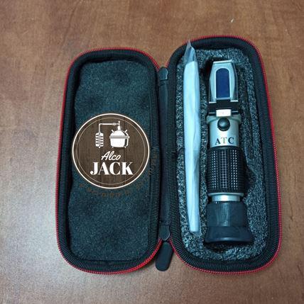 רפרקטומטר (מד סוכר) Refractometer